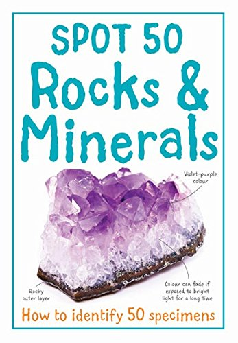 Spot 50 - Rocks & Minerals By Gallagher Belinda