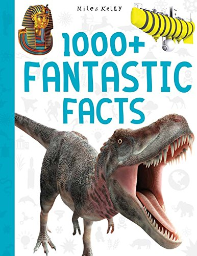 1000 ] Fantastic Facts By Edited by Richard Kelly (University of Manchester and Manchester Grammar School)