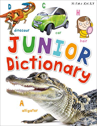 A192 Junior Dictionary By Kelly Miles