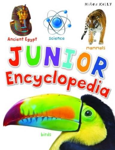 A192 Junior Encyclopedia By Kelly Miles