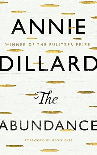 The-Abundance-Canons-by-Dillard-Annie-Book-The-Cheap-Fast-Free-Post