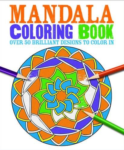 Mandala Colouring Book By Arcturus Publishing