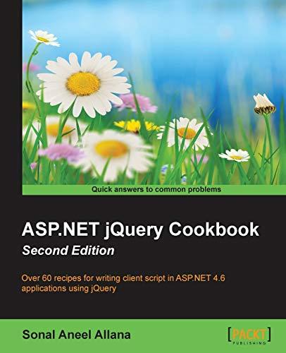 ASP.NET jQuery Cookbook - By Sonal Aneel Allana
