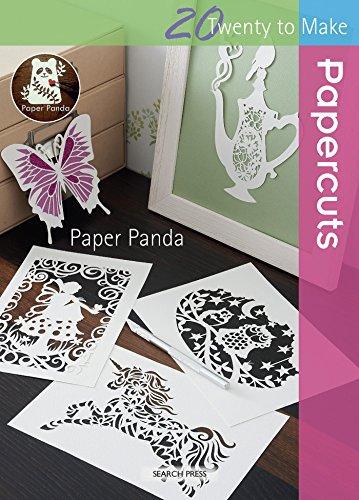 Twenty to Make: Papercuts by Paper Panda
