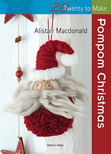 Pompom Christmas by Alistair MacDonald