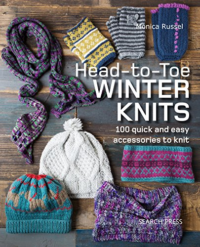 Head-to-Toe Winter Knits By Monica Russel