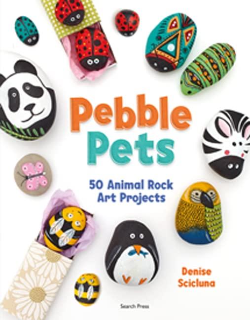Pebble Pets By Denise Scicluna