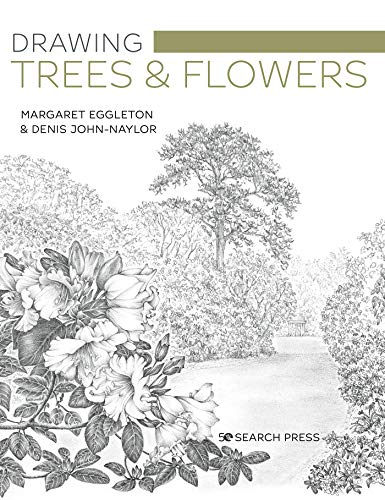 Drawing Trees & Flowers By Margaret Eggleton