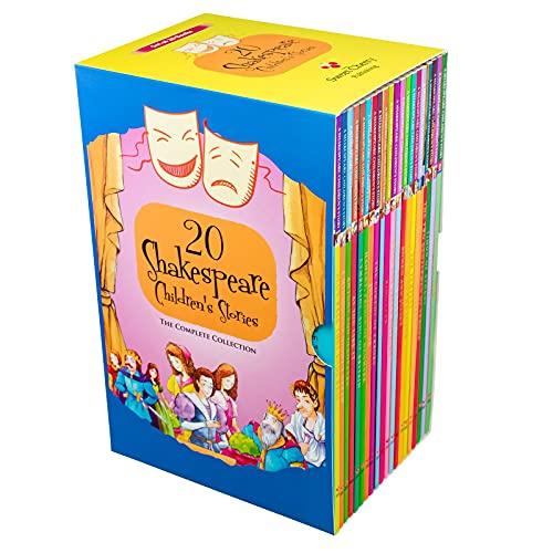 20 Shakespeare Children's Stories: The Complete Collection von Original  William Shakespeare