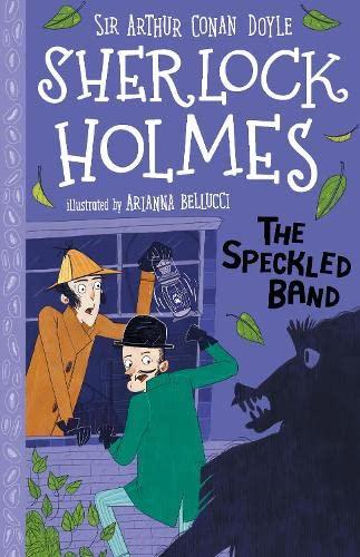 The Speckled Band (Easy Classics) By Sir Arthur Conan Doyle