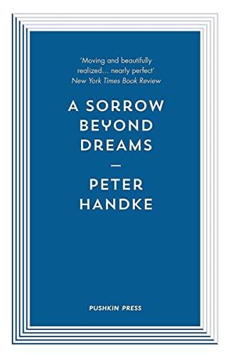 A Sorrow Beyond Dreams By Ralph Manheim (Translator)