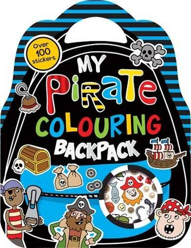 My Pirate Adventure Backpack By Sarah Vince