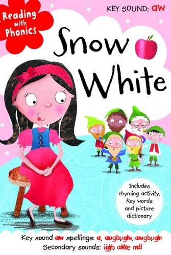 Snow White By Clare Fennell