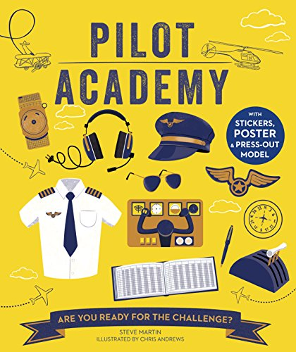 Pilot Academy By Steve Martin