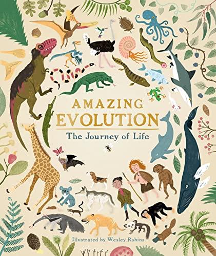 Amazing Evolution By Anna Claybourne