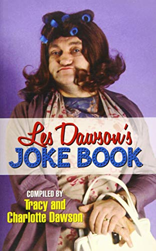 Les Dawson's Joke Book by Les Dawson