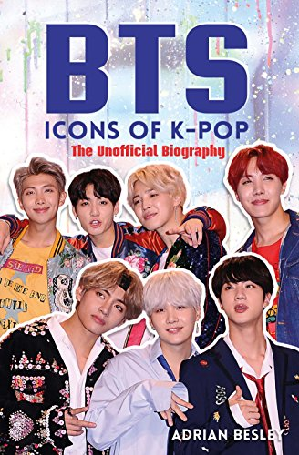 BTS: Icons of K-Pop By Adrian Besley