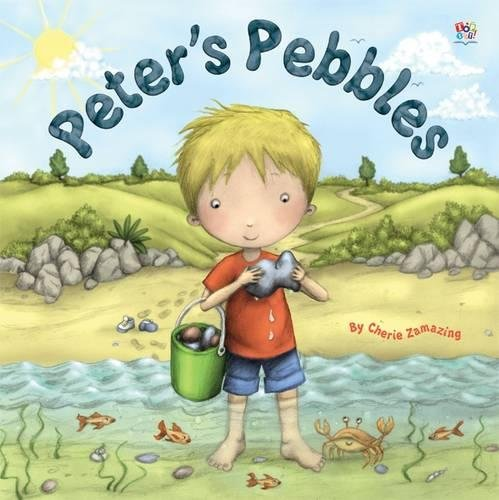 Peter's Pebbles By Cherie Zamazing