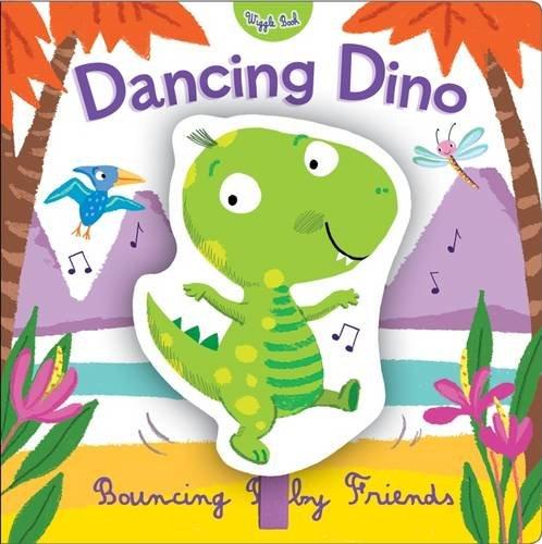 Dancing Dino By Mandy Stanley