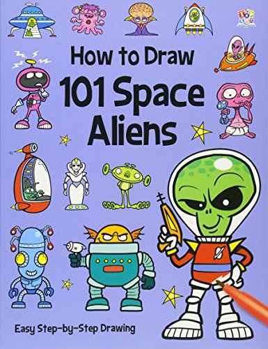 How to Draw 101 Space Aliens by Nat Lambert