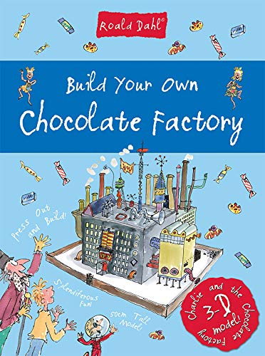 Build Your Own Chocolate Factory By Sally Hopgood