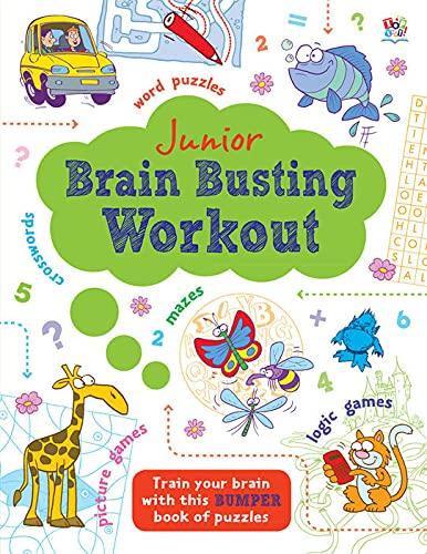 Junior Brain Busting Workout By Nat Lambert