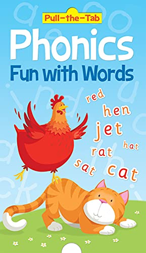 Pull the Tab Phonics - Fun with Words (Pull the Tab Phonics Books) By Susie Linn
