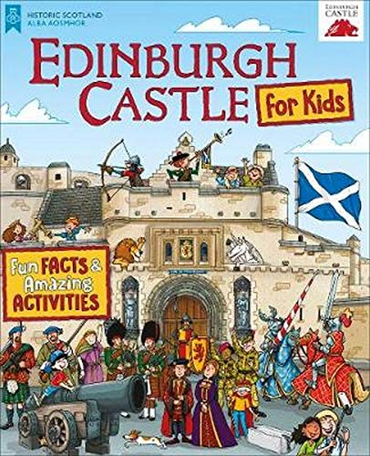 Edinburgh Castle for Kids von Moreno Chiacchiera