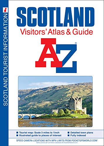 Scotland By Geographers A-Z