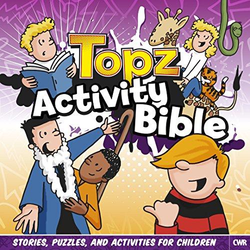Topz Activity Bible by Alexa Tewkesbury