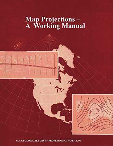 Map Projections By John P Snyder