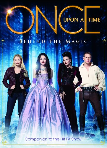 Once Upon a Time: Behind the Magic by Titan Comics