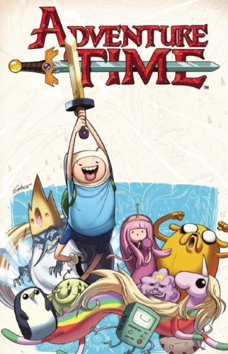 Adventure Time: v. 3 by Ryan North