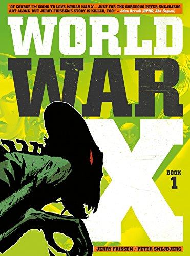 World War X By Jerry Frissen