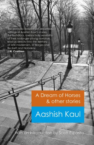 A Dream of Horses & Other Stories By Aashish Kaul