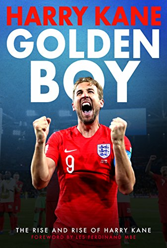 Harry Kane By Andy Greeves