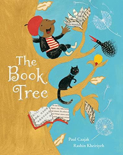 The Book Tree By Paul Czajak