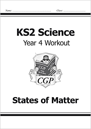 KS2 Science Year Four Workout: States of Matter von CGP Books