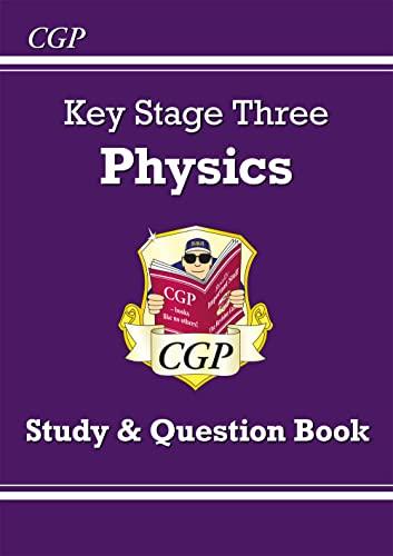 KS3 Physics Study & Question Book - Higher von CGP Books