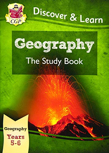 KS2 Discover & Learn: Geography - Study Book, Year 5 & 6 von CGP Books
