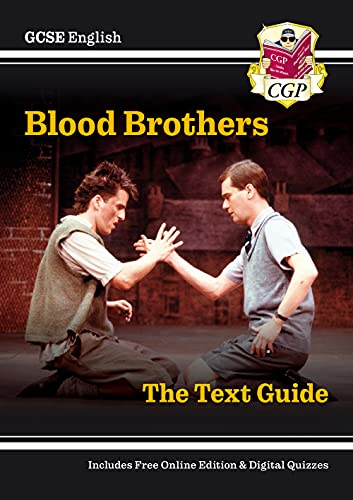 gcse english coursework blood brothers Mark scheme – gcse english literature - paper 2 – 8702/2 – specimen 2 mark schemes are prepared by the lead assessment writer and considered, together with the relevant.