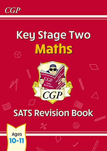 KS2 Maths Targeted SATs Revision Book - Standard Level (for the 2019 tests) By CGP Books