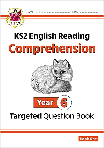 KS2 English Targeted Question Book: Year 6 Comprehension - Book 1 By CGP Books