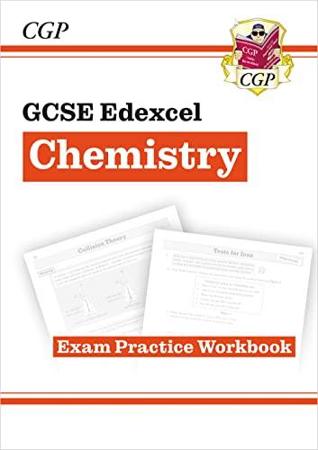 Grade 9-1 GCSE Chemistry: Edexcel Exam Practice Workbook von CGP Books