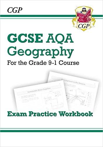 Grade 9-1 GCSE Geography AQA Exam Practice Workbook By CGP Books