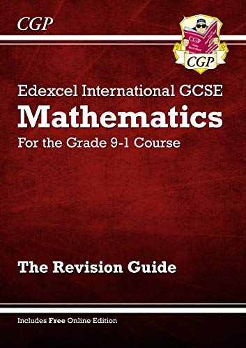 Edexcel International GCSE Maths Revision Guide - for the Grade 9-1 Course (with Online Edition) von Parsons, Richard