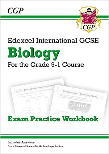 Grade 9-1 Edexcel International GCSE Biology: Exam Practice Workbook (includes Answers) By CGP Books