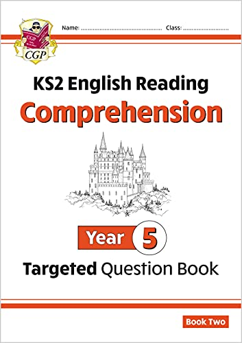 KS2 English Targeted Question Book: Year 5 Comprehension - Book 2 von CGP Books