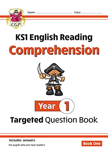 KS1 English Targeted Question Book: Year 1 Comprehension - Book 1