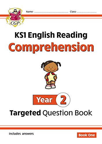 KS1 English Targeted Question Book: Year 2 Comprehension - Book 1 von CGP Books